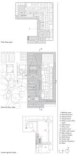 Cn Tower Floor Plan by 26 Best Office Plan Images On Pinterest Office Plan Floor Plans