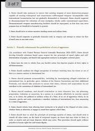 House Cleaning Resume Examples by Declaration Of Peace And Cessation Of War U2013 World Jurist Association