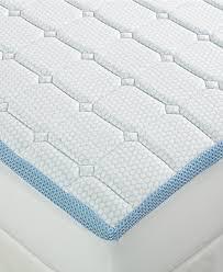 Home Design 5 Zone Memory Foam Mattress Pad Macys Mattress Pad Best Mattress Decoration