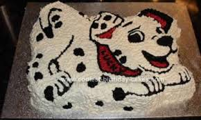 coolest homemade 101 dalmatians cakes