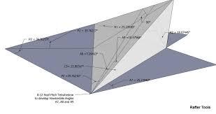 Irregular Hip Roof Framing Timber Framing Angles
