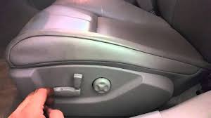 bh0883 2006 cadillac sts driver side front seat youtube