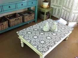 tile table top makeover tile table top fez tiles table ceramic tile table top diy