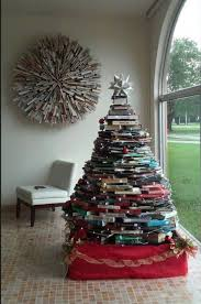 38 best christmas book trees images on pinterest book