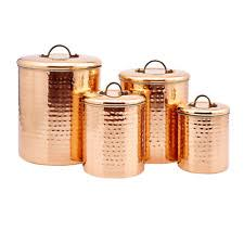 ebay kitchen canisters copper kitchen canisters jars ebay