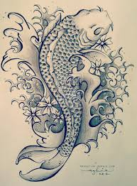 koi fish tattoo on arm beautiful waves and koi fish tattoos on arm photo 3 photo