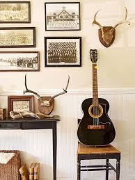 Antler Home Decor Antlers In Design Em Or Leave Em Sand And Sisal