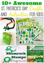 10 st patrick u0027s day crafts and activities for kids from abcs