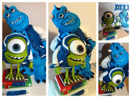 41 cake monsters images monsters