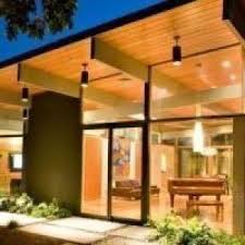 Suspended Track Lighting San Francisco Suspended Track Lighting Exterior Midcentury With