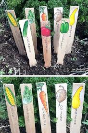 garden markers garden plant labels creative plant labels and markers for your
