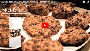 hervé cuisine cookies recette la mousse au chocolat végane avec hervé cuisine