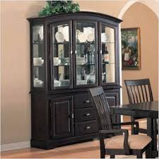 dark wood china cabinet buying dark chocolate china cabinets add class to your dining room
