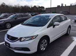 2014 used honda civic sedan 4dr cvt lx at 101 auto mall serving