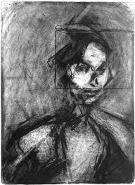 frank auerbach eve u0027s art