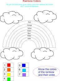 colour recognition activities for toddlers coloring pages color