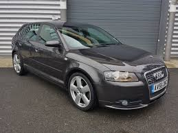 audi a3 s tronic for sale audi a3 sportback s line 170 2 0tdi 5dr 2006 for sale aspinall