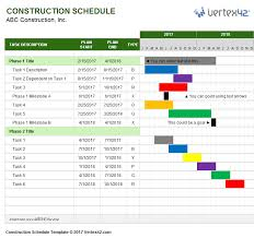 High Level Project Plan Excel Template 15 Project Management Templates For Excel Project Schedules