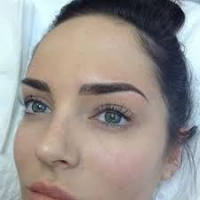 eyebrow feather tattoo uk things to know about feather touch eyebrow tattoos popsugar beauty