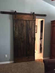 Pine Barn Door by Styles