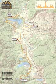 Anthem Arizona Map by Blueprint For Athletes Leadville Trail 100 Mtb Blueprint For