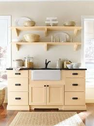 kitchen cabinet design simple 25 stunning open kitchen shelves designs the cottage market