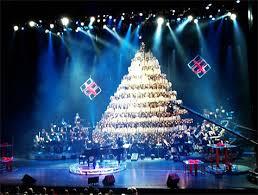 Singing Christmas Tree Lights Recap The 43rd Edmonton Singing Christmas Tree Linda Hoang