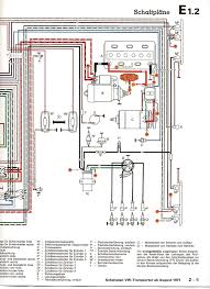 wiring diagram vw t4 fresh vw transporter electrical wiring