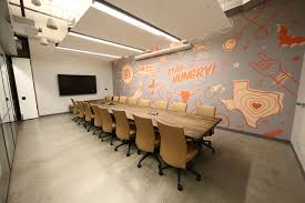 industrial high tech conference room austin tx off site