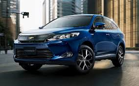 toyota harrier 2012 comparison toyota harrier 2015 vs honda cr v 2015 suv drive