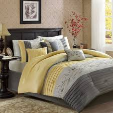 Yellow Bedding Set Touch Of Yellow Floral Bedding Sets Comforter Set Duvet Quilt Sets