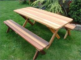 Kids Wooden Picnic Table Kid Picnic Table