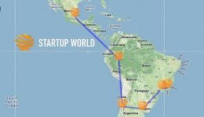 de janeiro on the world map startup world is coming to de janeiro 21212 21212