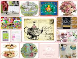 tea party planning ideas u0026 supplies birthday party bridal
