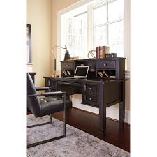 48 Desk With Hutch by Solid Pine Home Office Desk U0026 Hutch With Power Strip By Signature