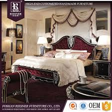 French Style Bedroom Set Royal Style Bedroom Set Royal Style Bedroom Set Suppliers And