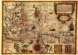 World Map North America by Important 1734 Henry Popple Maps Of Colonial North America To Sell