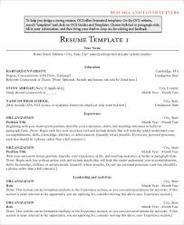 professional business resume template 18 simple business resume templates free premium templates