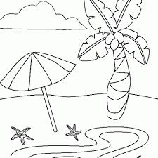 palmiers dessin