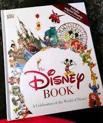 the disney book blushful