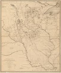 St Joseph River Map The Name Coteau Des Prairies Lodge
