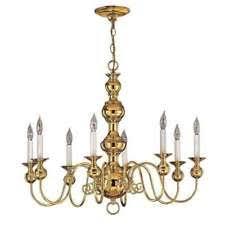 Hinkley Chandelier Hinkley Lighting Brass Chandeliers Ebay