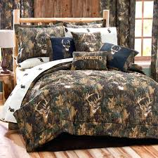 Orange Camo Bed Set Realtree Camouflage Bedding Sets Clothtap