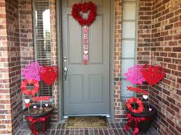 Valentine S Day Decorating Ideas For Home by 268 Best Valentine U0027s Day Door Porch Ideas Images On Pinterest