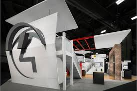 five 3d exhibits custom trade show exhibit designs win stevie awards