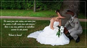 mille merci mariage remerciement de mariage personnalisé