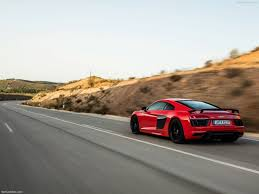 red audi r8 wallpaper audi r8 v10 plus 2016 picture 23 of 101