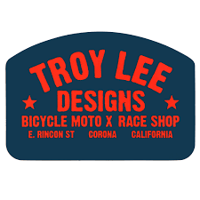 troy designs shop troy designs sticker race shop blue 6 5 inches maciag