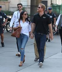 Meghan Markle Blog by Prince Harry And Meghan Markle Hold Hands At Invictus Games