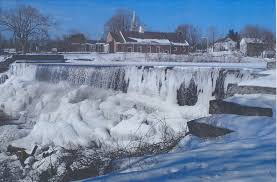 Rhode Island waterfalls images Burrillville ri harrisville waterfall downtown harrisville in jpg